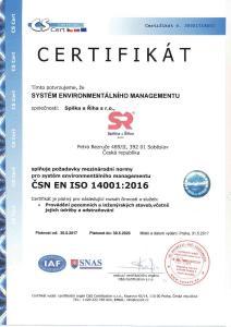 Certifikat-CSN-EN-ISO-14001-2016