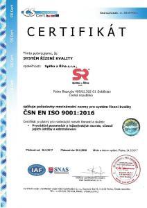 Certifikat-CSN-EN-ISO-9001-2016